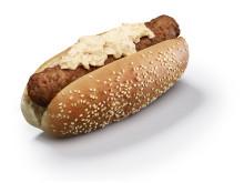 Grillburger fra Leif Vidar