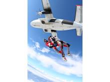 Fallskärmshoppning - Hoppa fallskärm