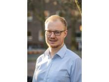 David Kiefer, doktorand i kemiteknik, Chalmers