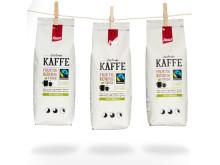 Friele Fairtrade redesign