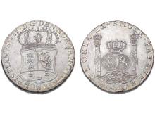 Denmark, Piaster 1771
