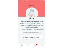 Tryggi_Status - rød