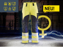 Blåkläder Damen Multinorm Lightweight