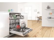 Bosch PerfectDry-astianpesukoneet Zeolith®-kuivausteknologialla