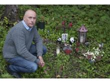 Mats son Rickard dog i en rattfyllerikrasch