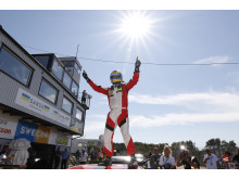 Mattias Andersson tar sin första STCC-seger sedan 2016