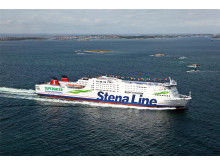 Stena Germanica auf See