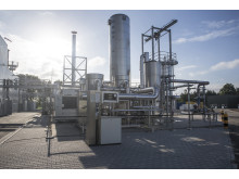 Audi e-gas plant in Werlte