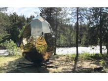 Riksbyggens Solar Egg, Gällivare