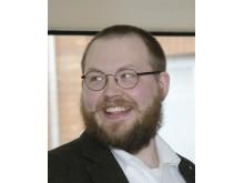 Jesper Lindkvist, doktorand, IRF (Foto: Rick McGregor, IRF)