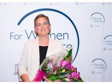 Laura Elo, For Women in Science -apurahan saaja