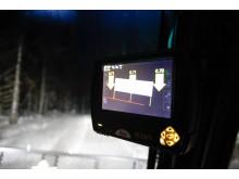 Maskindator från Scanlaser med iCON alpine
