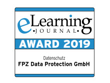 eLearning Journal - Award 2019