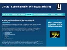 Interimstjänster inom kommunikation och information