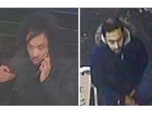 Suspects wanted for questioning