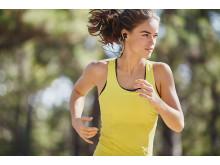 Nu börjar träningen efter semestern - Jabra satsar på sportlurar för alla aktiviteter
