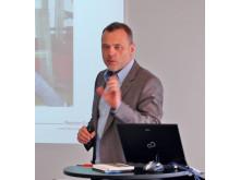 Stefan Lechel, Geschäftsbereichsleiter bei Porsche Consulting
