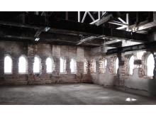 Stora Bryggeriet Hornsberg - innan renoveringen