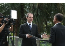 On-location with eventv last Friday