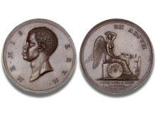 Slavehandelens ophævelse, 1792. Hammerslag: 270.000 kr.
