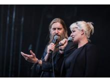 Camilla Jane Lea og Carsten Holm
