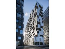 MAD-bygget i Bjørvika har vakt stor internasjonal oppmerksomhet. Foto: Jiri Havran