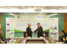 Signing of Strategic Partnership Agreement on Environmental Protection
