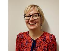 Alexandra Petrulevich, forskare på institutionen för nordiska språk