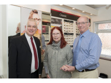 Focus on stroke: optician's award-winning initiative sees 1 in 3 receive GP referrals after worrying blood pressure readings