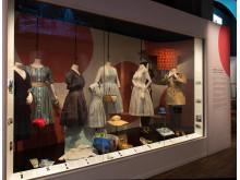 Utställningen Mitt 50-tal - kvinna, mode, vardag foto: Peter Segemark