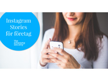 Så lyckas du med Instagram Stories