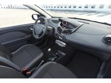 Renault Twingo Interiör