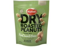 Nutisal Dry Roasted Suor Cream&Onion