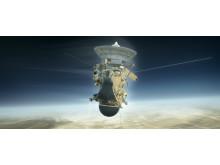 Högupplöst Cassini-bild (NASA)
