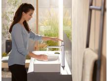 hansgrohe Metropol Select 260 1-grepps tvättställsblandere