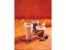 Costa Coffee Bonfire Spiced Range