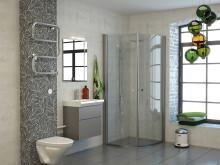 Heating and plumbing - Bathroom Module