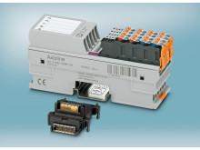 Digital mixed modul til særligt kompakte I/O stationer