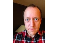 Peter Johansson, expert på den ovanliga blodcancerformen myelofibros