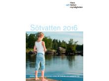 """HaV-rapporten """"Sötvatten 2016 -  om miljötillståndet i Sveriges sjöar, vattendrag och grundvatten"""""""