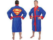 Supermann badekåpe