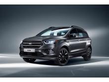 A Ford tovább bővíti európai SUV-kínálatát: itt a modernebb, sportosabb és takarékosabb Kuga SUV, amelyben a SYNC 3 rendszer is bemutatkozik
