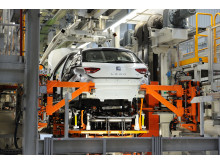 80% of the approximately 400,000 cars manufactured every year are exported to a total of 75 countries