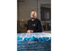 Andreas Lindgren, produksjonsansvarlig, Hem1