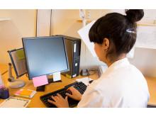 Sjuksköterskor digitaliserar hälso- och sjukvården