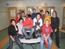 Annerstaskolan jobbar med fem Europeiska skolor