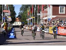 Hildegunn Gjertrud Hovdenak vann Cykelvasan 90 2018