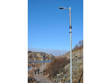 Leading Light connected lighting solution Sotenas, Sweden.