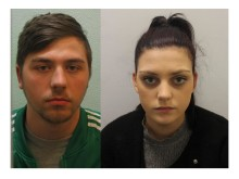 Ioan Pal, 23, (12.5.94) a Romanian national of Aspen Gardens, Mitcham and Charlotte Johnson, 20, (4.7.97)