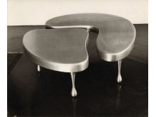 Frederick Kieslers Nesting Table © 2014 Austrian Frederick and Lillian Kiesler Private Foundation, Vienna